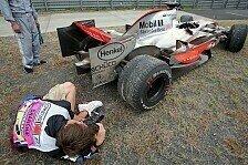 Formel 1 - Ich wollte das Rennen unbedingt gewinnen: Hamilton: Was soll ich sagen? Shit happens!