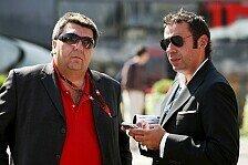 Formel 1 - Deal per Handschlag: Teixeira vor Campos-Einstieg