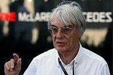 Formel 1 heute vor 15 Jahren: Bernie träumt vom Vegas-Trip
