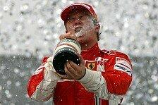 Formel 1 - Nur ein Ziel: Weltmeister: R�ikk�nen sieht doppelte Punkte gelassen