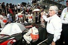 Formel 1 - Her mit den Koreanern: Ecclestone will noch mehr