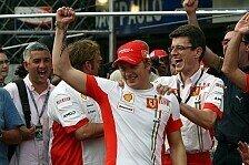 Formel 1 - Auch R�ikk�nen ist froh: Nach Abweisung der McLaren-Klage