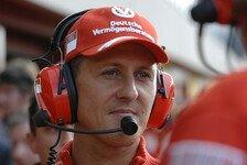 Formel 1 - Michael Schumacher im Wandel der Zeit