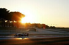 GP2 - Unter der Sonne Frankreichs: Der viert�gige Test in Le Castellet