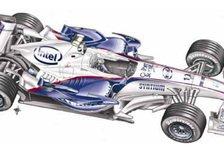 Formel 1 - Ein Auto im Laufe der Saison: BMW Sauber F1.07