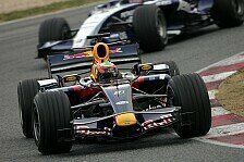 Formel 1 - Red-Bull-Demonstration: Chandhok er�ffnet Strecke in Korea