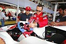 Formel 1 - Testfahrer bei Ferrari: Schumacher kann nicht anders