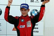 Formel BMW - Wittmann will Europa erobern: Der Titel ist das Ziel