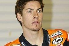 MotoGP - Kann immer noch konkurrenzf�hig sein: Hayden rechnet sich mit Honda gute Chancen aus