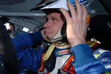 WRC - Reine Vorsichtsma�nahme: Gr�nholm nach Crash: �rzte geben Entwarnung