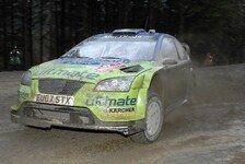 WRC - Comeback geplant: Polen in den Startl�chern