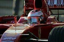 Formel 1 - Vertragspoker als Machtspiel: Kommentar: R�ikk�nen best�tigt Ferrari-Wechsel