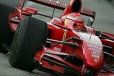 Formel 1 - Alles neu: Neuerungen: Darauf muss Schumacher achten