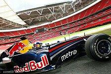 Formel 1 - Formel 1 im WM-Stadion von Green Point: Kapstadt-Rennen: Stadion-Durchfahrt geplant