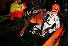 Mehr Motorsport - Spa� steht im Vordergrund: Schumacher & Vettel