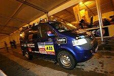 Dakar - Scrutineering