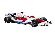 Formel 1 - H�rter, schneller, schlauer: Toyota zeigt den TF108