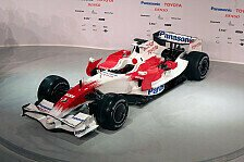Formel 1 - Video: Toyota TF108 Launch