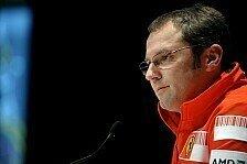 Formel 1 - Die Lochnase bleibt zuhause: Ferrari wartet ab