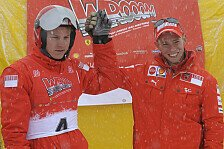 Formel 1 - Bilder: Ferrari Press-Ski-Meeting 'Wrooom 2007'