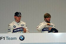Formel 1 - Video: Interview Nick Heidfeld