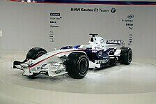 Formel 1 - Video: BMW Sauber F1.08 Launch