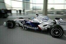 Formel 1 - Die neuen Autos fahren: Neue Videos online