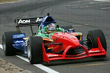 A1GP - S�dafrika dominiert: Hauptrennen, Eastern Creek
