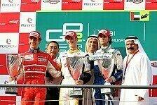 GP2 Asien - Dubai