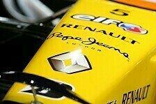 Formel 1 - Halbierung in Viry-Chattilon: Renault verkleinert sich angeblich