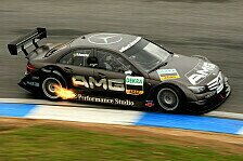 DTM - Ralf Schumacher Tests