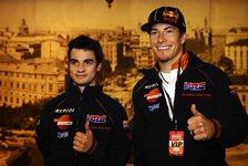 Repsol-Honda: Mugello-GP von Marquez und Pedrosa im Zeichen von Nicky Hayden