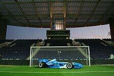 Superleague - Was ist die Superliga?: Fu�ball und Motorsport