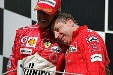 Formel 1 - Den Menschen Schumacher missverstanden: Schumacher: Todt hat Hoffnung nicht aufgegeben