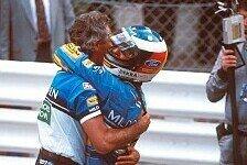 Formel 1 - Habe Schumacher nicht von Jordan geklaut: Briatore: Schumacher hatte es schwierig