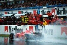 Formel 1 - Eine weitere aufmunternde Nachricht: Di Montezemolo: Fahren auch f�r Michael