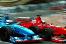 Formel 1 - Bilder: Formel 1 in Monaco: 90er