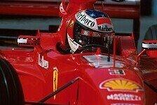 Formel 1 - Bilder: Schumachers 300. GP: Karrierer�ckblick 1996 - 1999