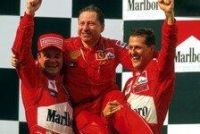 Formel 1, MSM-Leservoting: Wählt euer Ferrari-Dreamteam