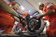 MotoGP - Was machen, wenn es hei� wird?: Bridgestone hat in Sepang viel dazugelernt