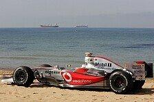 Formel 1 - Formel 1 gestrandet - wie geht es heim?