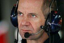 Formel 1 - Sicherheitsrisiko: Adrian Newey zweifelt an KERS-Sicherheit