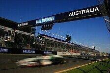 Formel 1 - Melbourne entscheidet: Honda l�sst Jerez-Tests aus