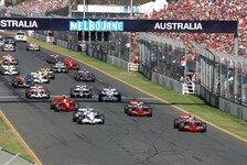 Formel 1 - Training & Qualifying nach hinten verschoben: Australien-GP: �nderungen im Zeitplan