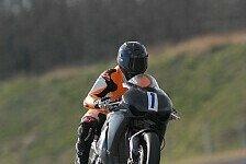 Bikes - Michael Schumacher am Pannonia-Ring
