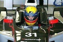 Formel BMW - Testfahrten - Silverstone