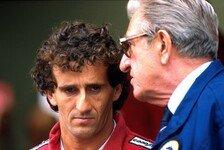 Formel 1 - F1 trauert um Ex-FIA-Pr�sidenten: Jean-Marie Balestre verstorben