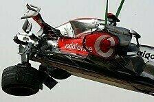 Formel 1 - Eine Strafe in Bahrain: Hamilton entgeht Bestrafung