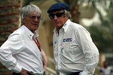 Formel 1 - Er w�rde die Kontrolle behalten: Stewart: Ecclestone kann F1-�bernahme �berleben