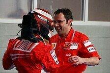 Formel 1 - Beste Fahrerpaarung, die man haben kann: Ferrari: R�ikk�nen besserer Fahrer als 2009